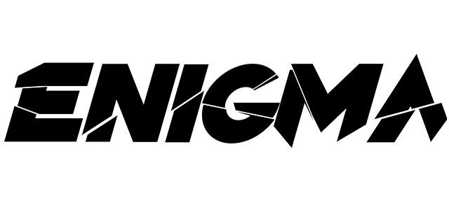 Logo Design: DJ Enigma
